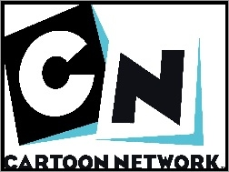 Cartoon Network, Logo, Niebieskie